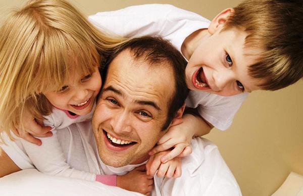 Как найти хорошего отца вашим будушим детям