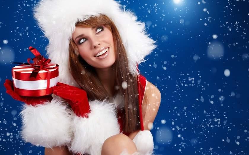 Как стать красавицей к Новому году