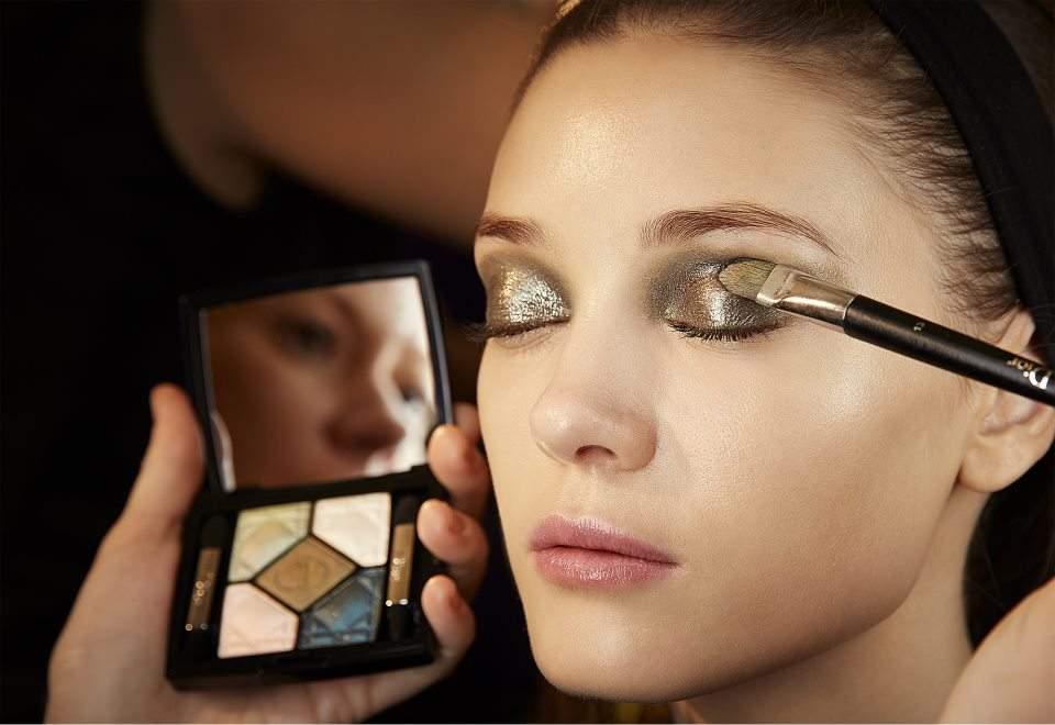 Модный макияж 2015: осенние тренды