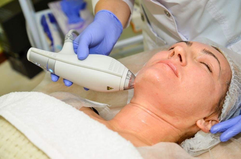 Сочетание процедур по омоложению