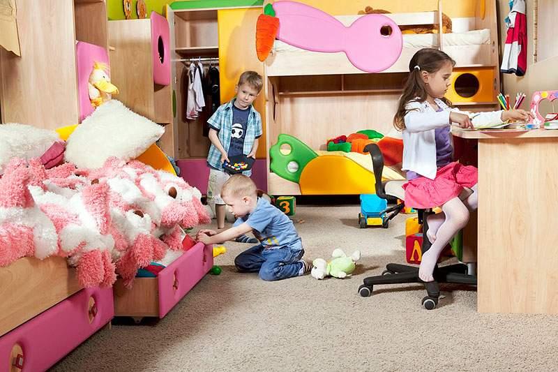 Переселение ребёнка в отдельную комнату – как избежать сложностей.