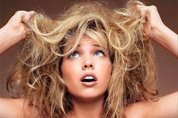 Маска против выпадения волос