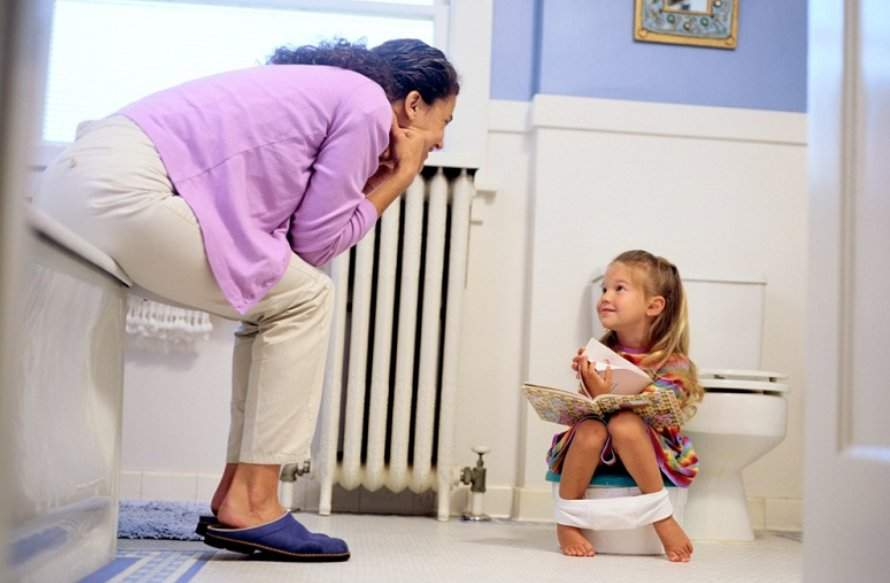 Как приучить ребенка к горшку