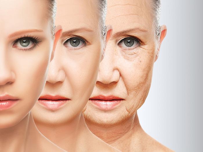 Основные признаки старения кожи лица и борьба с ними