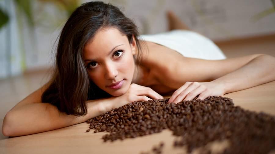 Скраб с кофе - тело без целлюлита!