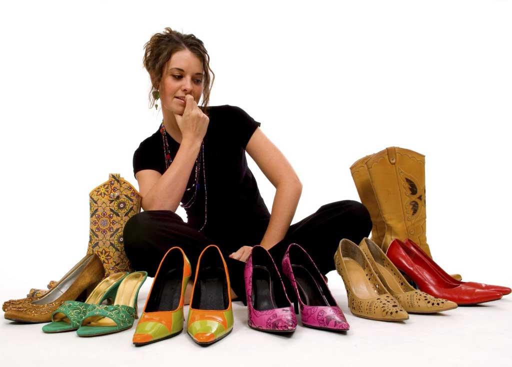 Предпочтения в обуви